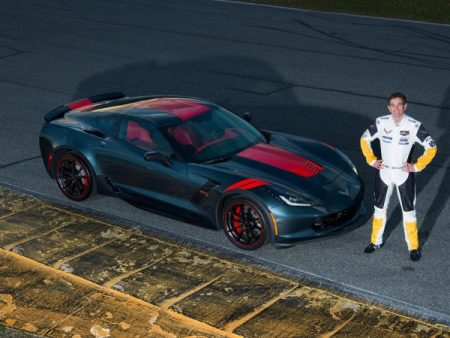 Chevrolet Corvette Grand Sport Drivers Series : Tommy Milner Edition