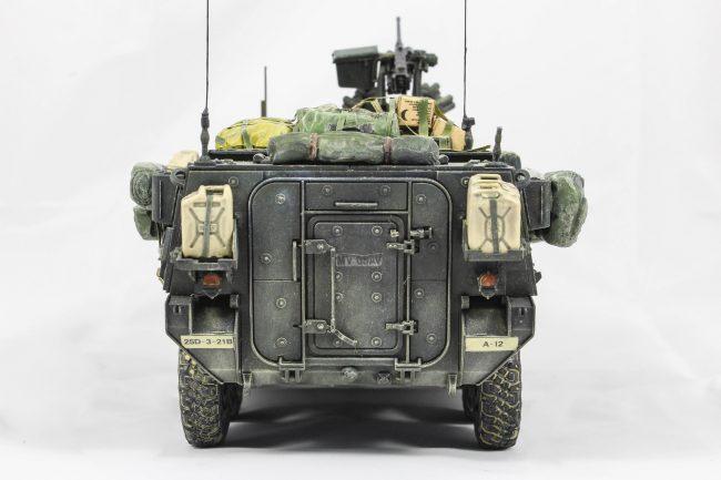 Stryker M1126 ICV
